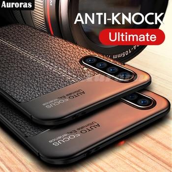 Перейти на Алиэкспресс и купить Мягкий чехол Auroras для Realme X50 Pro силиконовый чехол с рисунком личи из искусственной кожи противоударный чехол для Realme X50 X3 чехол с суперзумом