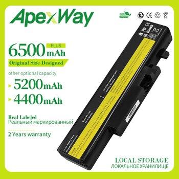 Apexway 6 cell 11,1 v batería para portátil Lenovo 57Y6440 L09L6D16 L09N6D1 para IdeaPad Y460 Y460A Y460AT Y560 Y460N-PSI