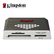 KINGSTON Micro SD Card Reader USB 3.0 External All in One Memory TF Card CF Reader Mulfunsctional Micro SD to USB Adapter