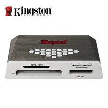 Kingston micro sd leitor de cartão usb 3.0 externo tudo em uma memória tf cartão cf leitor mulfunstional micro sd ao adaptador usb