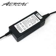 AERDU 4.2 فولت 3A بطارية ليثيوم أيون حزمة شاحن عالمي الاتحاد الأوروبي الولايات المتحدة المملكة المتحدة الاتحاد الافريقي التوصيل التيار المتناوب 100 فولت 240 فولت DC5521 الجدار التوصيل إمداد الطاقة النوعي محول