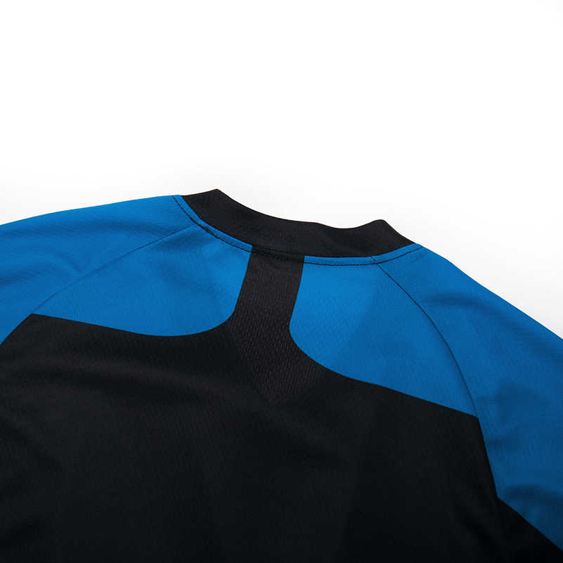 YBM MX אנדורו Downhill גופיות הרי אופני בגדי מירוץ DH MTB חולצה שחור ארוך ג 'רזי BMX מוטוקרוס T חולצה גברים