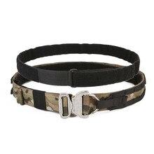 TMC ceinture de devoir de patrouille Cobra tactique 1.75 et 2 pouces, à lintérieur et à lextérieur, avec boucle autrichienne, accessoires de chasse