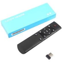 Universal Wireless 2.4GHz Air Mouse Remote Control For X BMC/K ODI Android TV Box Windows/Smart TV/IPTV/Set Top Box/HTPC/PCTV