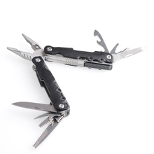 Multi Pliers Stainless Steel Multitool Wire Stripper Camping tool Knife High-performance Cable Cutter DC-0275PL