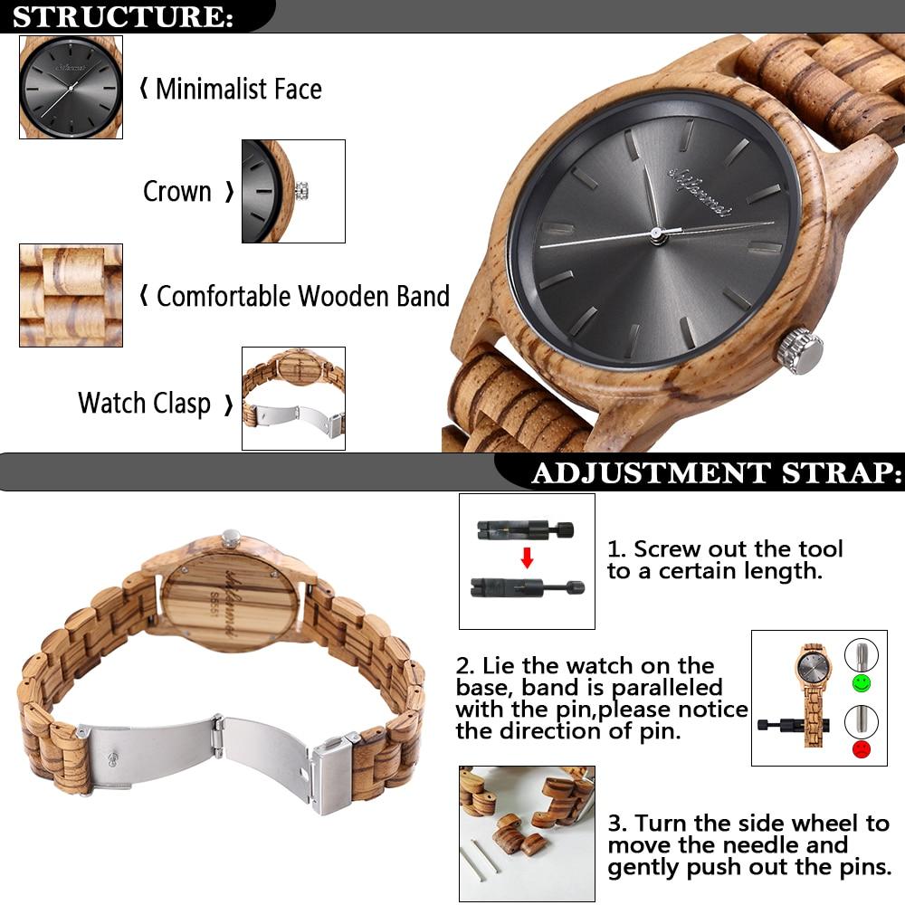 Shifenmei s5551 gravado men woemen relógios mão