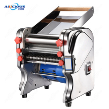 Pasta-Maker-Machine Dough-Roller Commercial Electric Stainless-Steel FKM240 And Blade