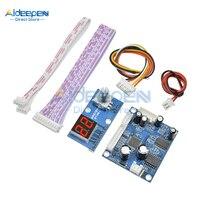 DC 5V DSP Digital LED Reverberation Module Stereo Karaoke Reverberation Board 0 99 100 Kinds Effects|Instrument Parts & Accessories| |  -