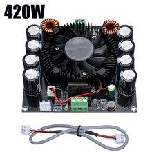 TDA8954TH Speaker Amplifier Board 420W AC 24V Large Power Digital Audio A+D Class AMP XH-M257 New