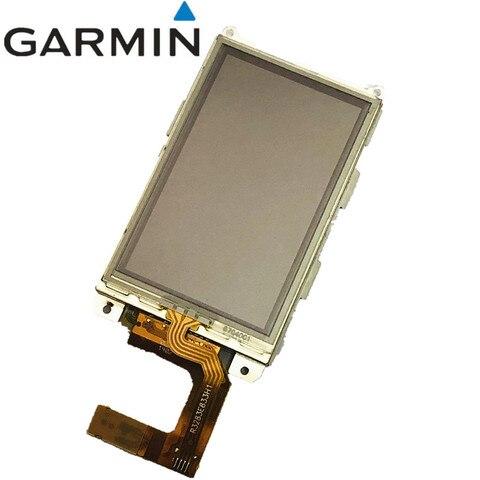 Original para Garmin Digitador do Painel Lcd + Tela de Toque Tela Completa Alpha Hound Rastreador Handheld Gps Display Lcd 100