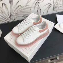 2020 Stylish Korean popular Stitching Design Sneakers Women Casual Shoes