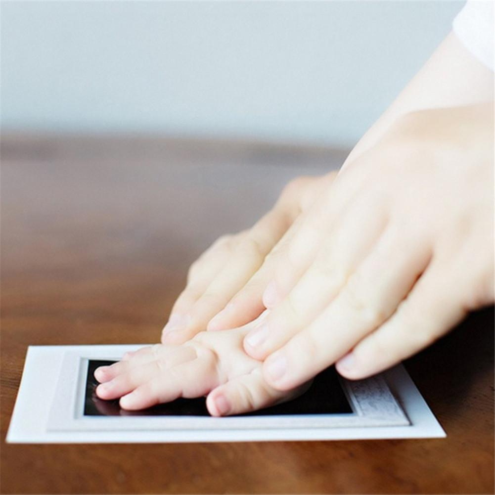 HOT Sale Special Hand & Footprint Makers Learning & Education Toy Hand Footprint Baby Ink Pad Baby Items Souvenir