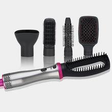 Irui фен для волос щетка отрицательный локальный выпрямитель
