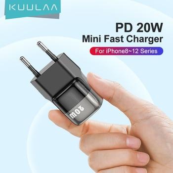 Устройство для быстрой зарядки KUULAA PD, 20 Вт