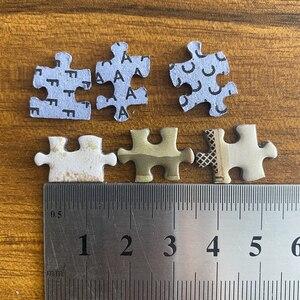 Image 4 - 1000 pezzi Mini Puzzle per adulti e bambini semplice sfida giocattoli gioco di decompressione del paesaggio (dimensioni 42x30cm)