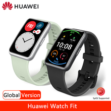 HUAWEI Smartwatch Amoled-Display Global-Version FIT 10-Days-Battery-Life Blood-Oxygen