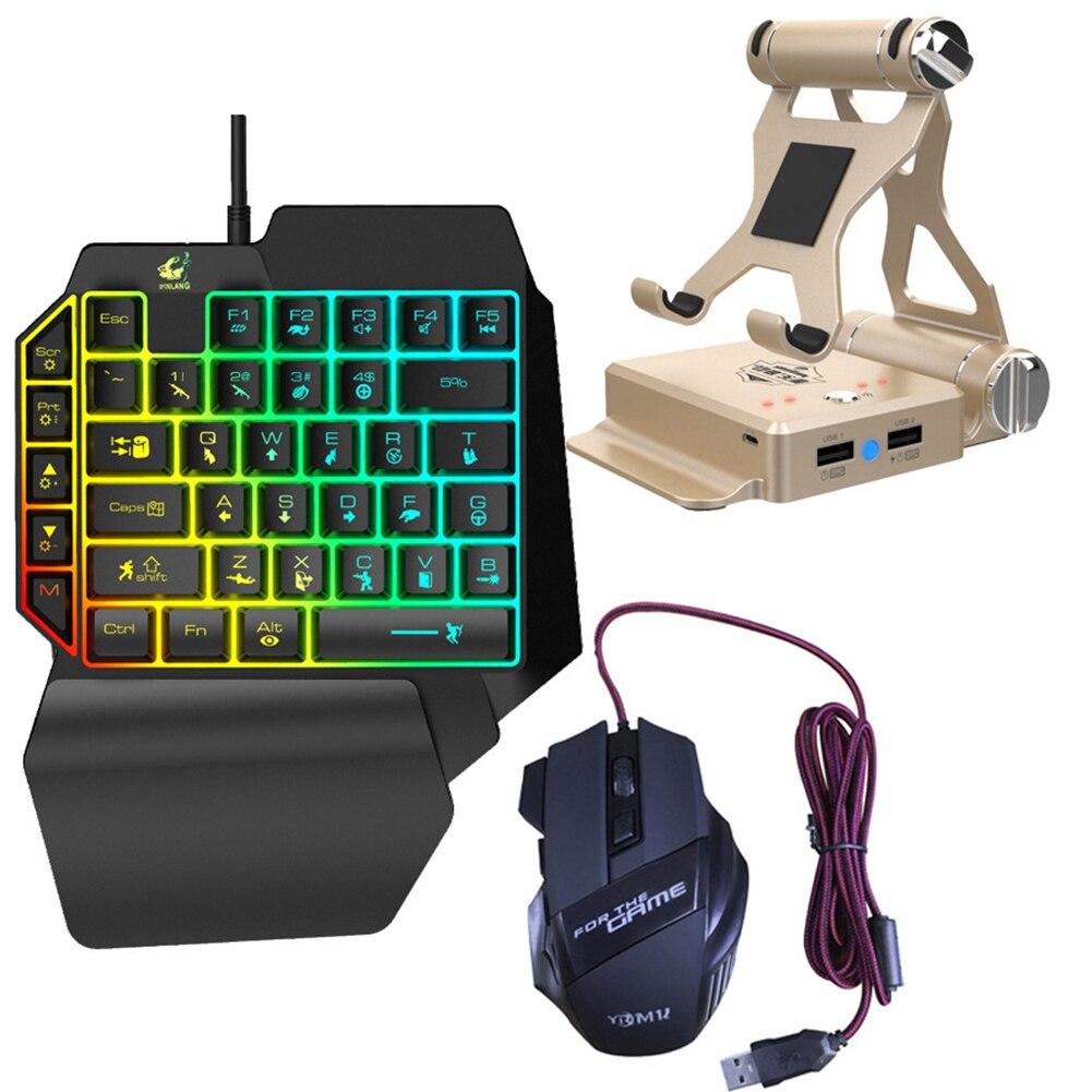 X1 BattleDock Keyboard Mouse Converter Bluetooth Gamepad For FPS Mobile Game Like PUBG COD AOV FreeFire Game Keypad Converter