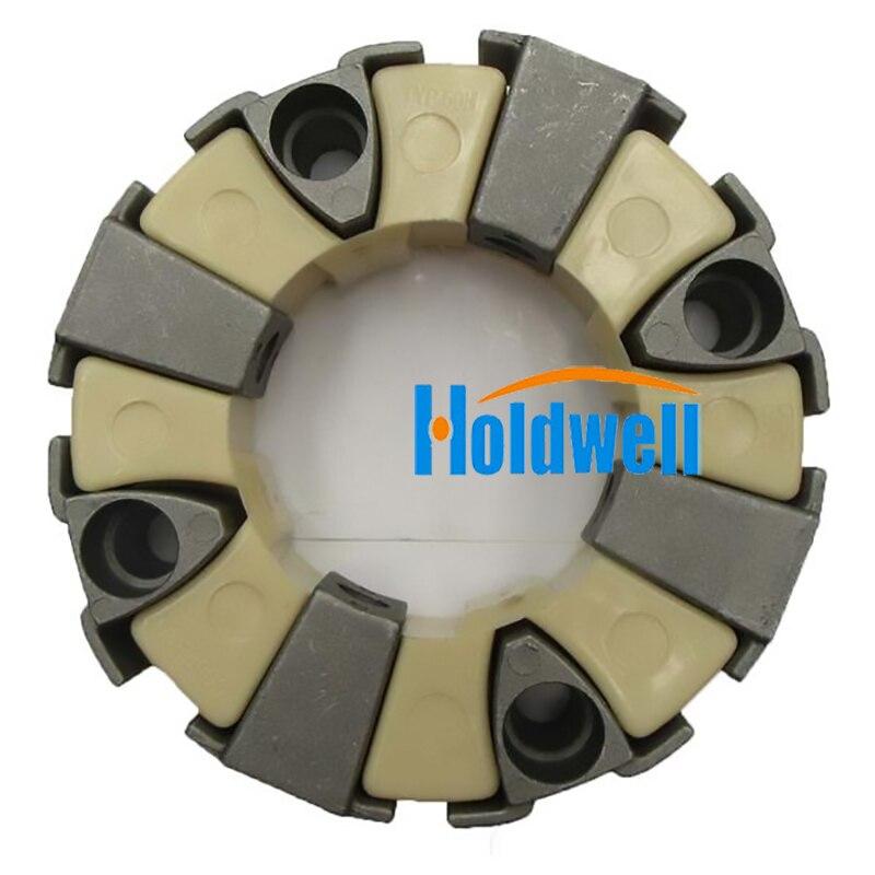 Holdwell 2418R139E3 고무 Kobelco SK200 SK210 SK210LC SK235SR SK235SR-1E