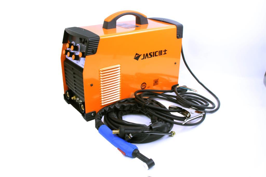 AC DC Pulse TIG Welder Welding Machine Aluminium WSME-200 TIG-200 TIG-200P 220V High Precision