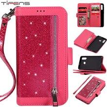 กระเป๋าสตางค์หนังA50 A70สำหรับSamsung Galaxy A10 A11 A21S A41 A51 A71 A20 E A5 A6 A8 plus A7 2018 M10 M20 M30ฝาครอบโทรศัพท์