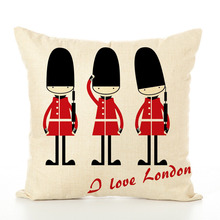 A Living Room Sofa Cushion Concise Automobile Pillow England To Work In An Office