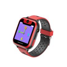 S6 Smart Watch Kids Touch Screen GPS Location Flashlight Camera Children SmartWatch SOS Emergency Alarm Low-power Alarm tgdd 001 power failure alarm power outages power tripping and other accidents will alarm 110db emergency beacon light