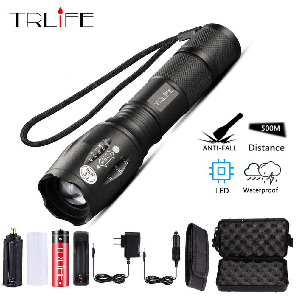 ultrafire e17 cree xm l t6