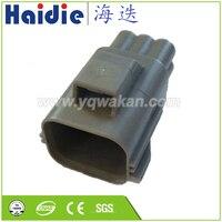 Frete grátis 5sets 6pin Auto conector Eletrônico 7282-5577-10