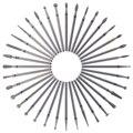 Алмазные резцы фрезерования сверла фрезы для маникюра фрезы оборудование средство для удаления кутикул инструменты фрезы электро педикюр...