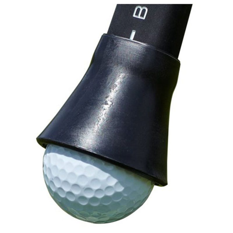 Golf Ball Pick-Up Black