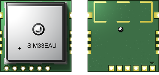 SIMCOM SIM33EAU Performance GNSS Module Accompany With GNSS Antenna-SIM33EAU Support GPS/GLONASS/Galileo/QZSS SBAS Ranging