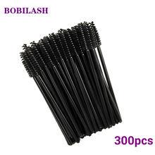 300 шт одноразовая кисть для наращивания ресниц тушь палочка