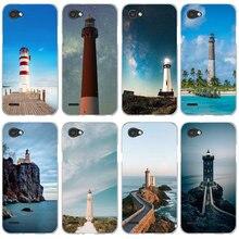 Faro de navegación instrucción suave de silicona caja del teléfono para LG G2 G3 Mini G4 G5 G6 K4 K7 K8 K10 2017 V10 V20 V30 Nexus 5X