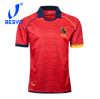 2019 ESPANA Rugby Jersey Spanish Sport Shirt S-3XL joaquín lorenzo villanueva ano christiano de espana volume 7 spanish edition