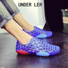 2020 Summer Sandals for Beach Sports Women Men's Slip-on Shoes Slippers Female Male Croc Clogs Crocks Crocse Water Mules D008