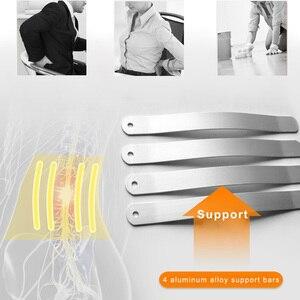 Image 4 - Tcare tirantes para espalda inferior Lumbar y cinturón de soporte para hombres y mujeres aliviar el dolor de espalda inferior con ciática, escoliosis dolor de espalda