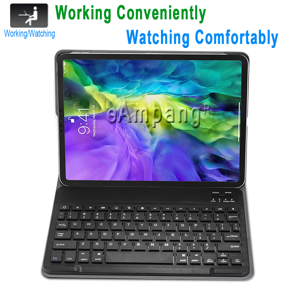Generation For Keyboard Pro English iPad Cover for 11 2nd iPad 2020 11 Case Pro Apple