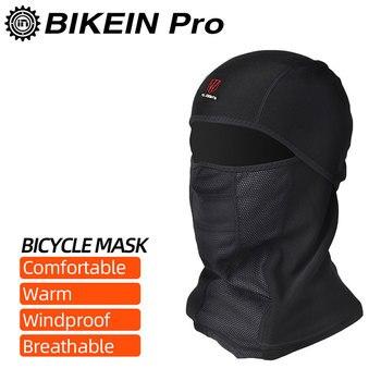 BIKEIN Pro cyclisme coupe-vent masques VTT équipements vélo nez plus chaud masque facial moto masque