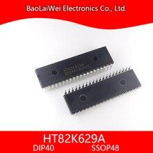 10 шт. HT82K629A DIP40 SSOP48 ic чип электронные компоненты интегральные схемы Windows 2000 USB + PS/2 кодировщик клавиатуры