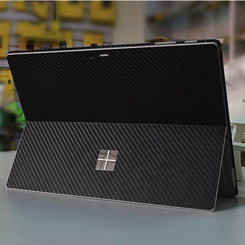 Case For Microsoft Surface Pro 1 / Pro 2 / RT 1 / RT 2 / Book / Book2 / Laptop Carbon Fiber Cover Protective Sleeve Shell Pouch