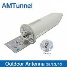 3G 4G LTE אנטנת GSM אנטנת 4G booster אנטנה 28dBi חיצוני אנטנת N נקבה עבור 2G 3G 4G LTE נייד אות משחזר בוסטרים