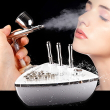 2 in 1 Diamond Dermabrasion Microdermabrasion Facial Hydrating Face Care Peeling Water Spray Beauty Machine Anti Wrinkle Device