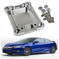 Car Shifter Box Plate Adapter Car Accessories For K Swap Fits Honda Civic Integra K20 K24