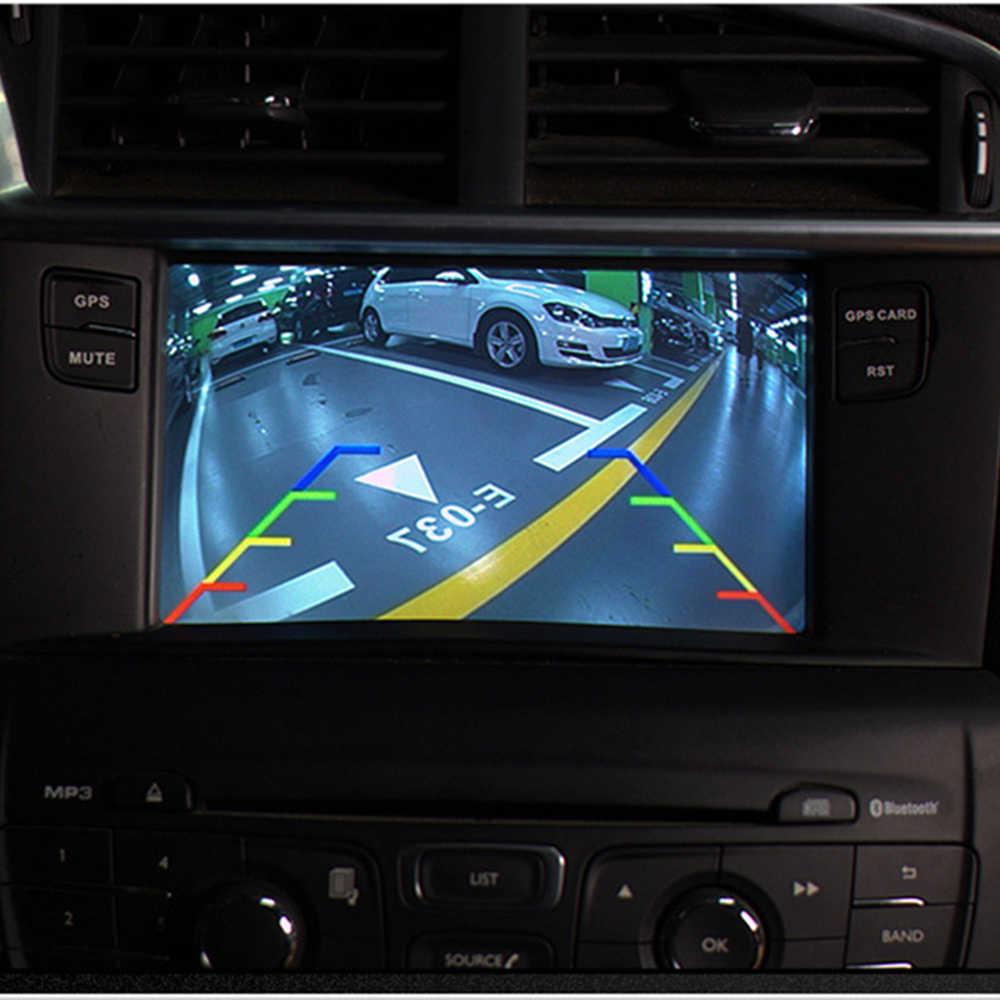 KDsafe รถด้านหลังดูกล้อง HD Night Vision กันน้ำ 170 กล้องมุมมองที่จอดรถสำรองกล้อง Universal