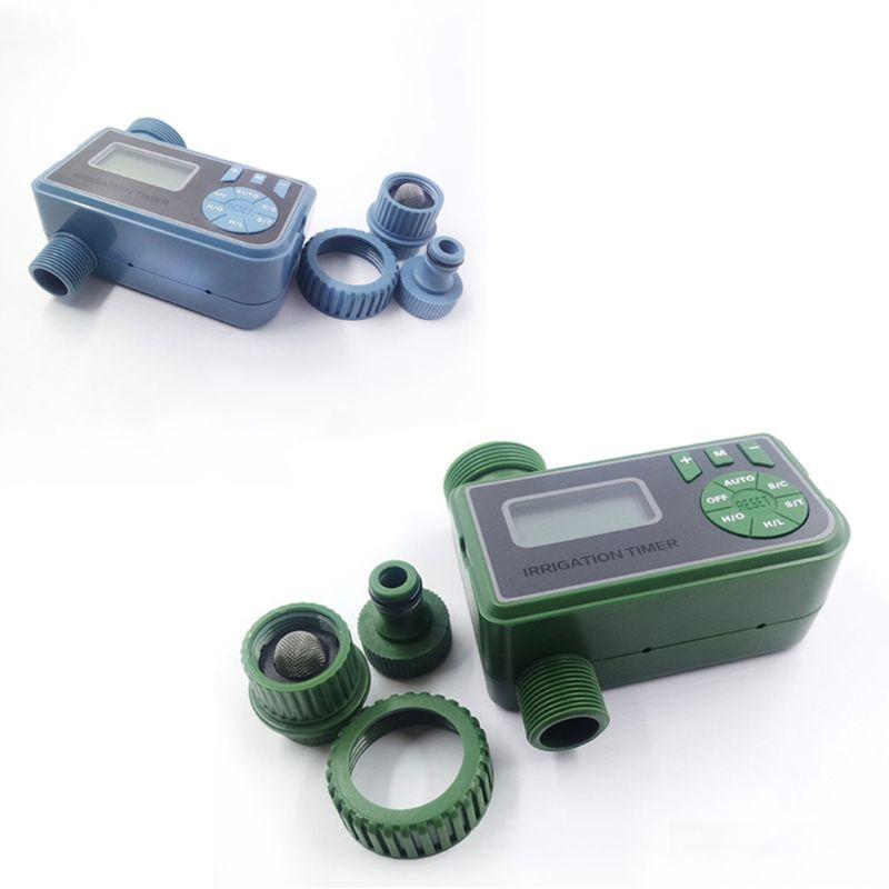 Smart Automatische Elektronische Digitale Bewässerung Timer Bewässerung Controller mit LCD D08F