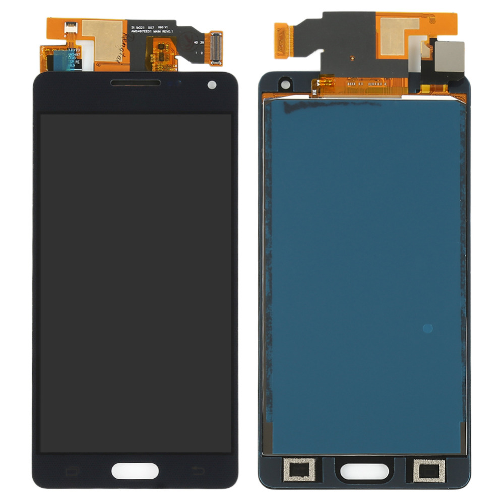 Adjustable <font><b>LCD</b></font> A500FU A500F A500M <font><b>LCD</b></font> touch <font><b>screen</b></font> encoding converter assembly panel parts (TFT) <font><b>A500</b></font> for <font><b>Samsung</b></font> <font><b>Galaxy</b></font> <font><b>A5</b></font> 2015 image