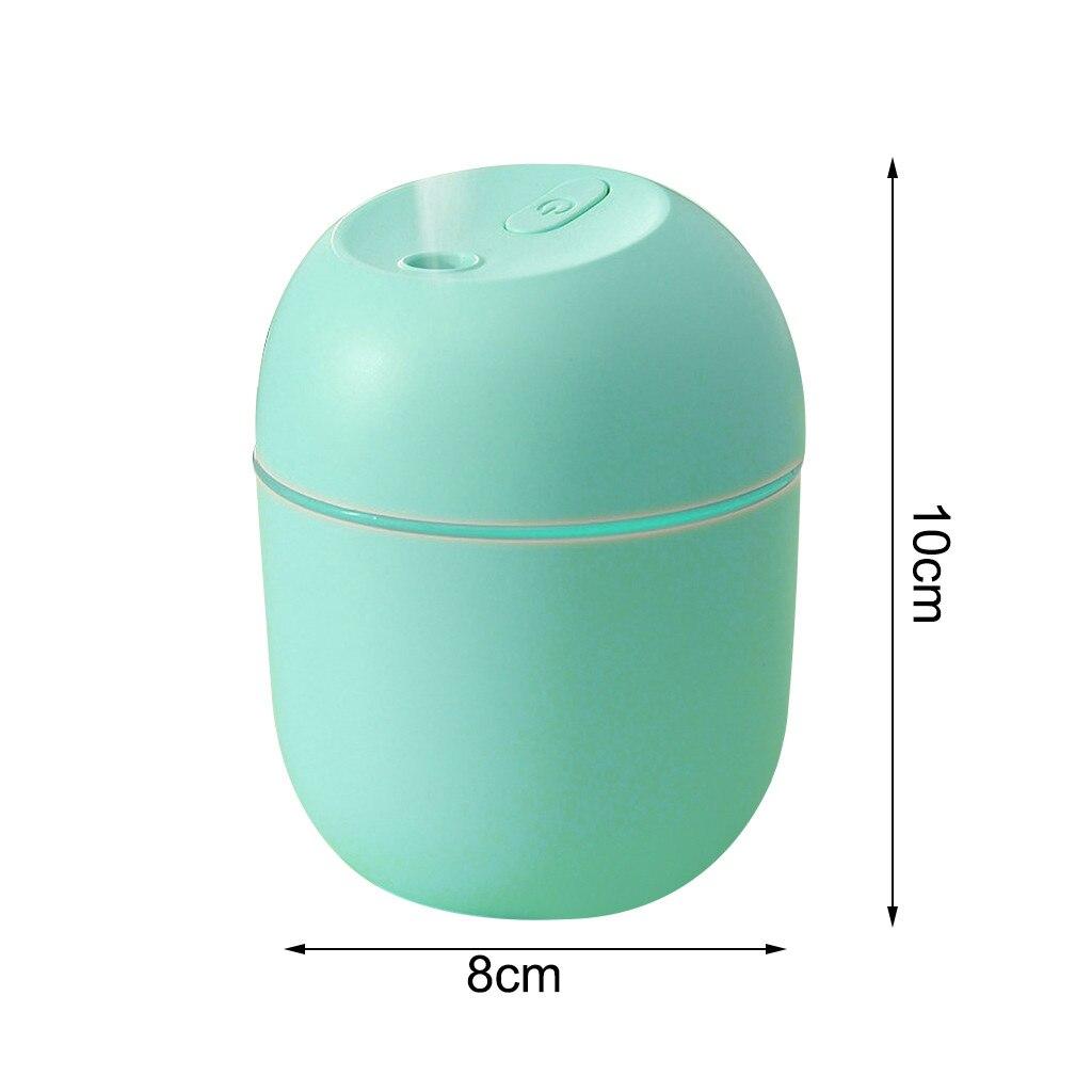Большой воздушный диффузор с Usb-разъемом, маленький портативный увлажнитель воздуха для дома, спальни, мини-увлажнитель воздуха, надувной у...