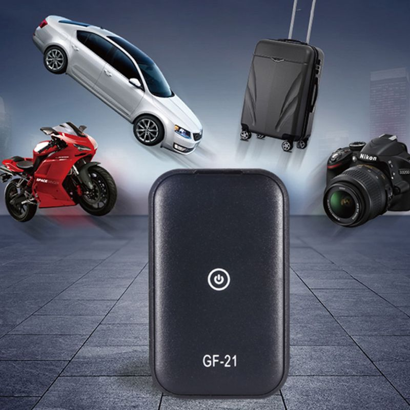 Mini GPS Real Time Car Tracker Anti Lost Device Voice Control Recording Locator High definition Microphone WIFI+LBS+GPS