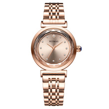 цены Fashion Casual Women Rose Gold Watches Ladies Top Brand Luxury Stainless Steel Watch Women's Dress Female Clock Relogio Feminino