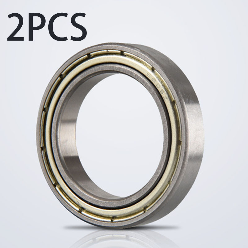 2Pcs 6805 Ceramics Bearing Bicycle Bottom Bracket Mountain Road Bike Fit For Sram Rotor BB30/PF30/BB 386/BB Right Bracket